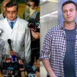 Doctor who treated Prez Putin's Critic, Alexei after he was 'Poisoned with vanishes during hunting trip