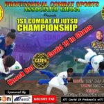 First Combat Jujutsu championship ends successfully