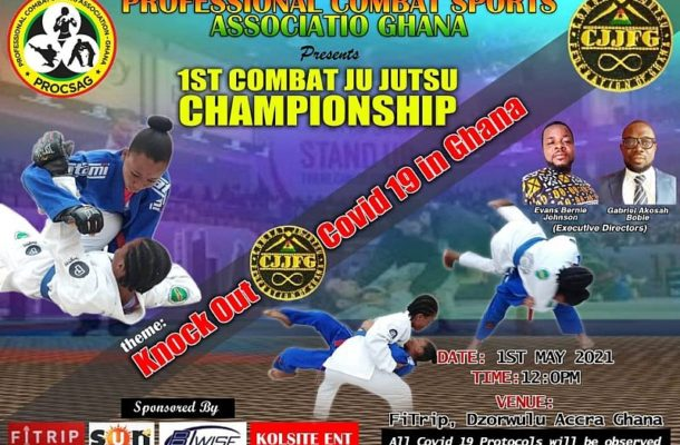 First Combat Jujutsu championship ends successfully