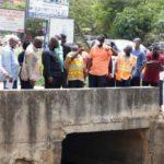 A/R: Asenso-Boakye inspects drains in Kumasi