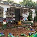 Gunshots fired as NDC supporters disrupt meeting of Salaga South executives