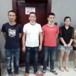 6 Chinese arrested over alleged money laundering, drug peddling