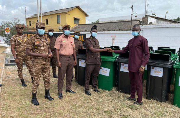 GNPC Foundation supports Sekondi Prisons