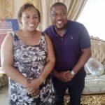 Hawa Koomson, Nana B donate new pickup to Kasoa NPP Youth wing