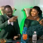 VIDEO: Xandy Kamel and hubby renew their vows at their first wedding anniversary party