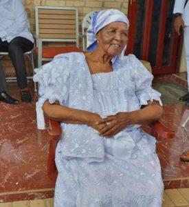 PHOTOS: Alan Kyerematen's mother turns 101