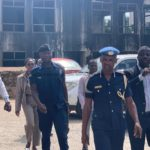 Agordzo, nine others still in police custody two weeks after being granted bail