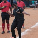 Police Ladies FC draw with Military ladies FC as ACP Lydia Donkor graces occasion
