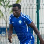 Abdul Manaf Mudasiru scores debut league goal for Great Olympics