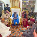Nana Agradaa visits National Chief Imam