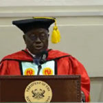 UCC confers Doctor of Philosophy degree on Akufo-Addo