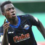 Christopher Antwi Adjei scores for Paderborn in Bundesliga 2 match