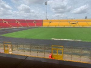 PHOTOS: Baba Yara Stadium renovation close to completion
