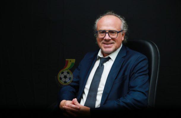 Bernhard Lippert has not been appointed as interim Black Stars coach
