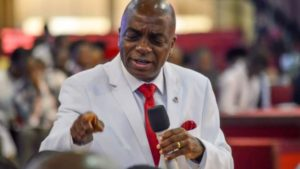 Bishop Oyedepo warns his church members not to take COVID-19 vaccine and rather take anointing oil