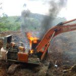 Galamsey fight: It's better to burn excavators on site - European Union Head