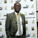 C.K Akonnor meets the Press on Wednesday