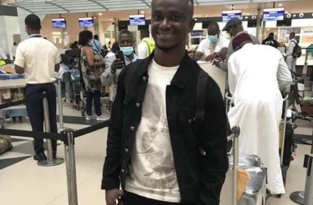 Hearts midfielder Daniel Kodie flies out to South Africa for surgery