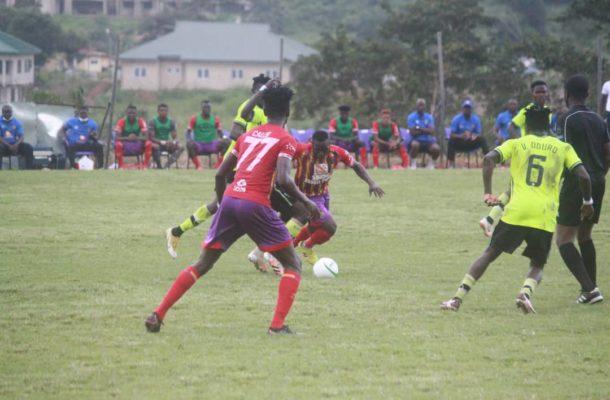 Hearts of Oak self destruct as Dreams FC beat them at Dawu