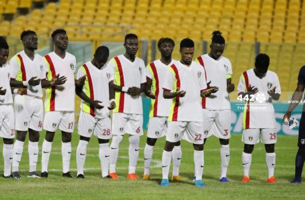 GPL: Eleven Wonders steals late win against Aduana Stars