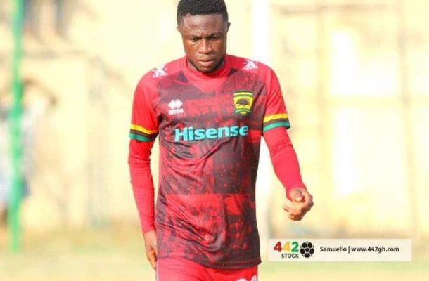 Emmanuel Gyamfi signs new contract with Kotoko