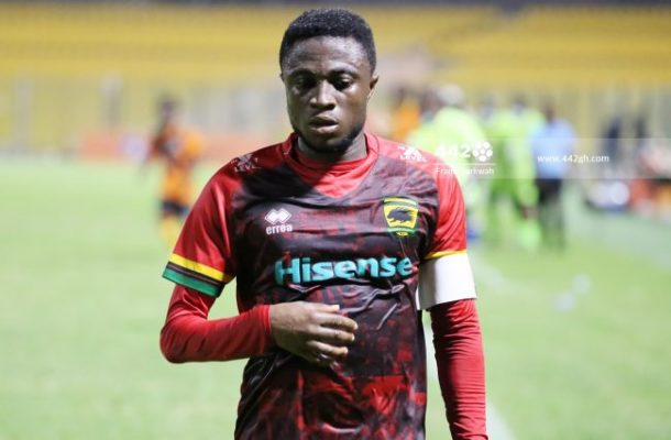 Emmanuel Gyamfi seeks salary increment on condition for new contract
