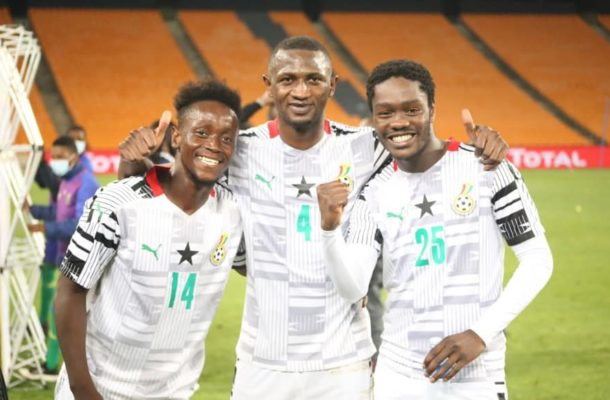 Our dream and that of our fans is to win AFCON trophy - Emmanuel Gyasi