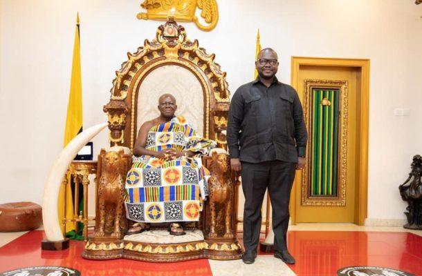 Address perennial flooding in Ghana – Otumfuo to Asenso-Boakye