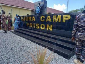 PHOTOS: Church of Pentecost construct ultra modern 300 bed capacity prison at Ejura Nkwanta