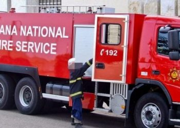 C/R: 76-year-old woman burnt to death at Komenda