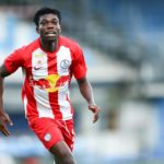 VIDEO: Forson Amankwah scores breathtaking goal for FC Liefering