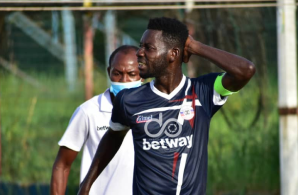 New players and change of technical team has helped us - Liberty captain Ansong