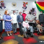 Government, World Bank donate 20,000 wheelchairs to Federation of Disabilities Organisations