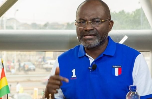 Kennedy Agyapong descends on 'cheap' TV3 journalist after praising Ibrahim Mahama