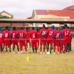 PHOTOS: Hearts train ahead of Bechem United clash