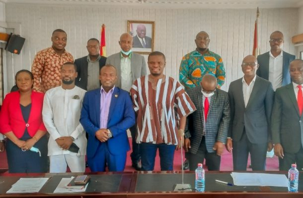 International Games and Competitions Committee inaugurated