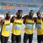 GOC President and Sports Minister congratulate Ghanaian sprinters on Tokyo Olympics qualification