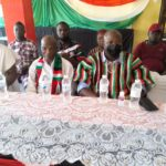 Joshua Akamba assures NDC members of support in 2024 victory