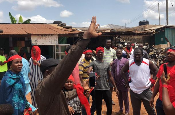 Madina Zongo Chief under pressure for illegal selling of land