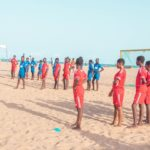 Volta FA holds successful Media Engagement and Beach Soccer Clinic.