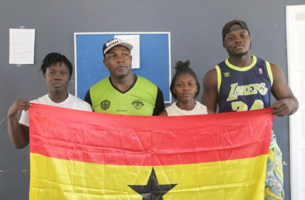 Four lifters for Madagascar qualifiers