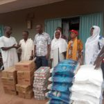 'Benevolent' Dagbon Union UK (DUUK) donates food items to Blind Muslims Association