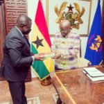 President Akufo-Addo hosts new GOC Board