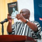 How Dr. Bawumia held his audience spellbound at a book launch with engrossing political history