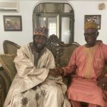 New Bortiano Bissa Chief pays courtesy call on former Youth and Sports Minister Dr Mustapha Ahmed