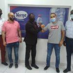 Ghana Olympic Committee enters 200,000GHC sponsorship with Twellium Industrieship
