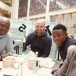 Teen sensation Abdul Fatawu Isahaku in Germany to seal Bayer Leverkusen deal