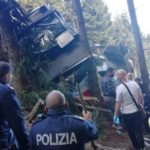 13 killed after cable car falls in Italy