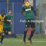 Justin Kumi scores for Sassuolo U-17 in win over Spezia