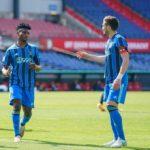 Kudus Mohammed scores as Ajax beat Feyenoord
